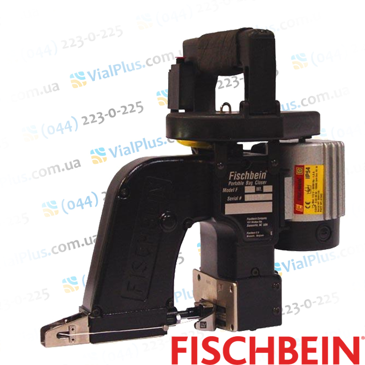 Мешкозашивочная машина Fischbein Model Number: 40755 – Heavy Duty Model 220 Volt