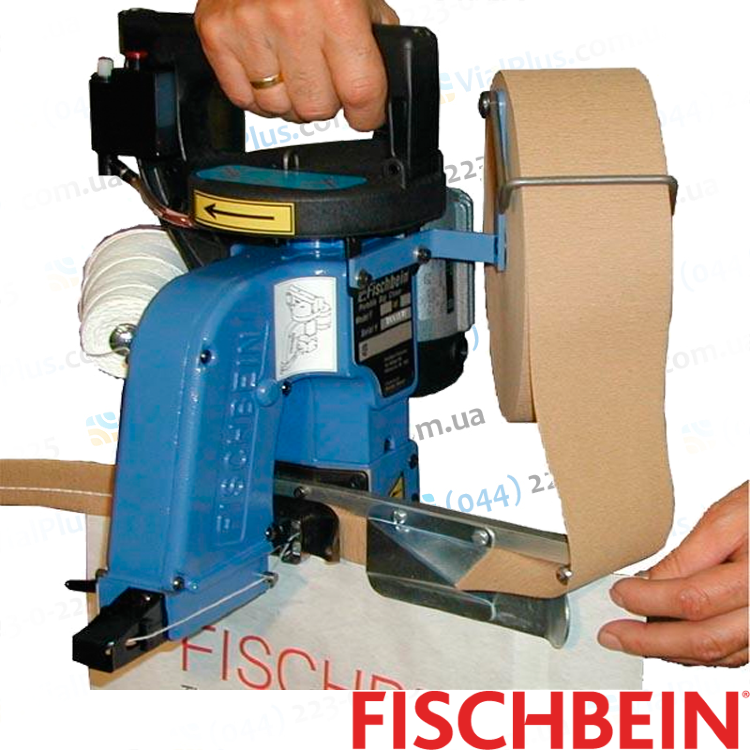 Мешкозашивочная машина Fischbein Model Number: 40245 – Crepe Tape Model 220 Volt